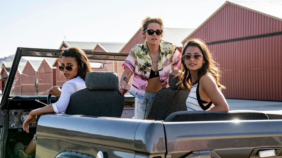 Still from Charlie's Angels (Credit: Alamy)