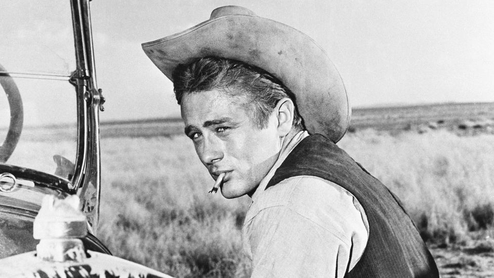 James Dean died in a car crash at age 25 in 1955, but some in Hollywood want to digitally resurrect him to star in a new film (Credit: Getty Images)