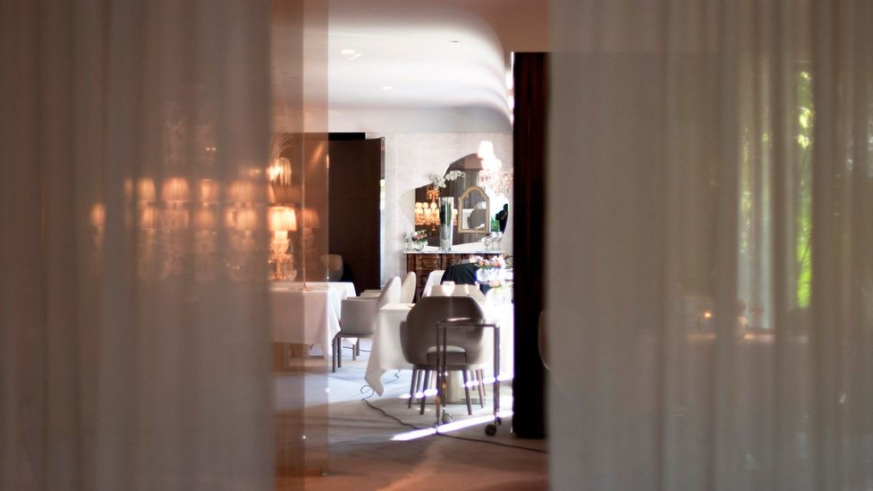 Maison Pic is a three-Michelin-star restaurant in Valence, France (Credit: Andrea Savorani Neri)