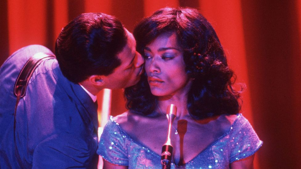 The 1993 biographical film What's Love Got To Do With It? followed the singer Tina Turner walking away from her abusive husband Ike (Credit: Alamy)