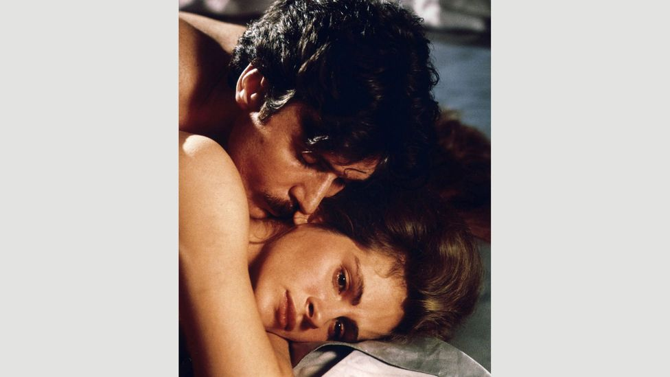 In the 1991 psychological thriller Sleeping With The Enemy, Julia Roberts played a woman attempting to escape her abusive husband (Credit: Alamy)