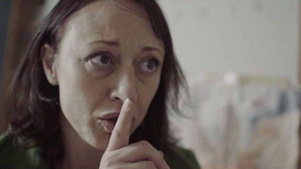 The short film Losing Grace attracted attention even before it was made; in it, a mother finds temporary refuge after fleeing her abusive partner with her daughter