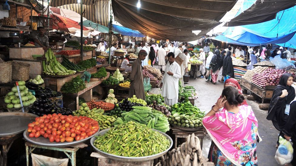 Many Memons prefer to consume what is in season and locally grown (Credit: Rizwan Tabassum/Getty Images)