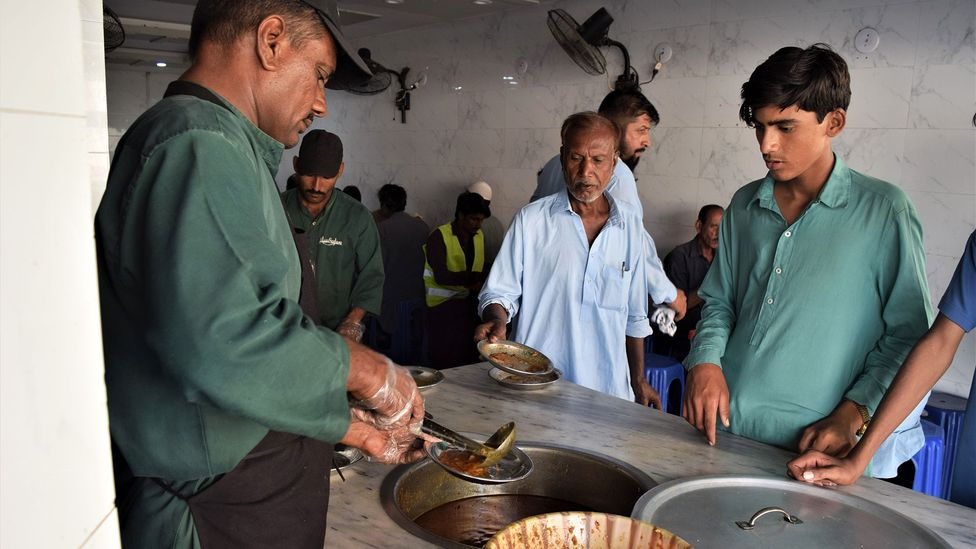 Characteristically, many Memons earn – and save – to give to others (Credit: Saqib Rafique)