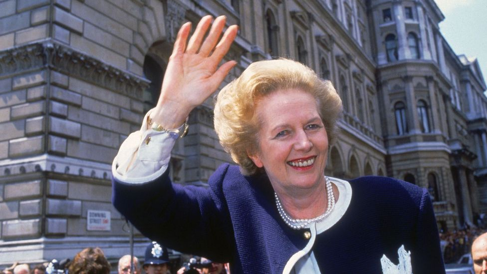 Margaret Thatcher is one of many powerful figures throughout history who have claimed to sleep on four or five hours a night, well below optimal levels (Credit: Getty Images)