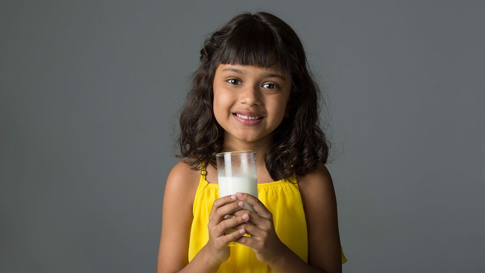 Experts advise that milk alternatives aren't a like-for-like replacement for children (Credit: Getty Images)