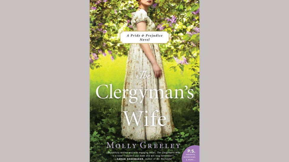 Molly Greeley, The Clergyman's Wife