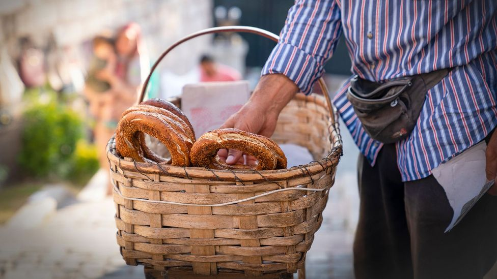 The giving of ekmek (bread) is of special importance in Turkey (Credit: Thankful Photography/Alamy)