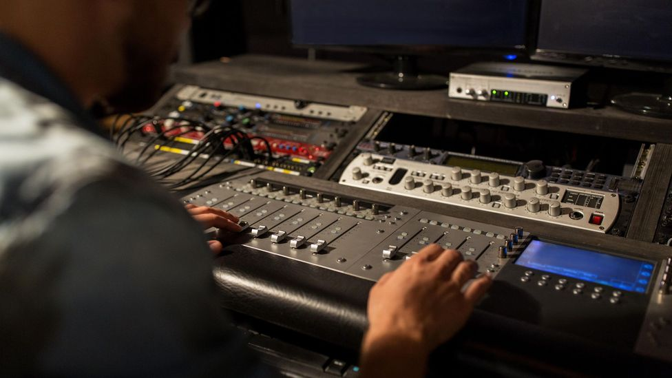 Now that beat makers can sell their tracks over and over again, there's more money to be made (Credit: Alamy)