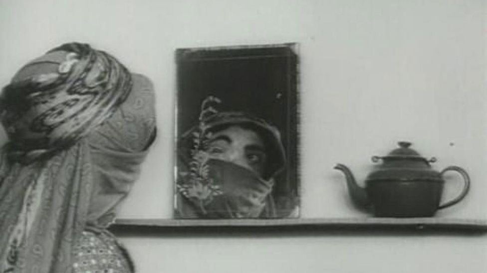 The only film Forough Farrokhzad directed before her death at the age of 32, The House is Black is a documentary short film about a leper colony in Iran (Credit: Golestan Films)