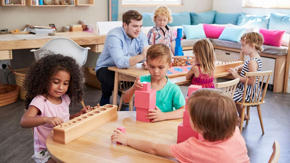 Ingrained stereotypes – such as reading is for girls and maths is for boys – can lead teachers to treat boys and girls differently (Credit: Alamy)