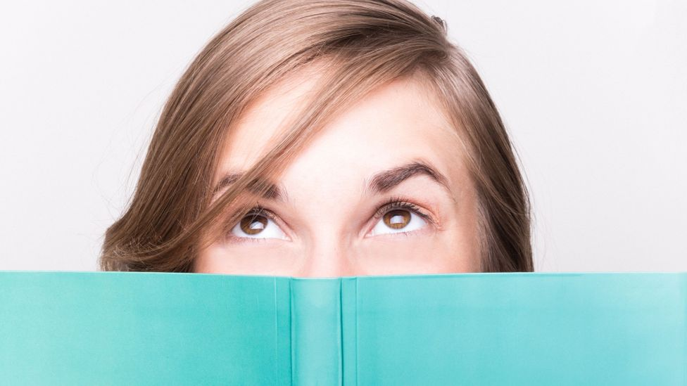 Speed reading can help people take in large quantities of information very quickly (Credit: Getty Images)