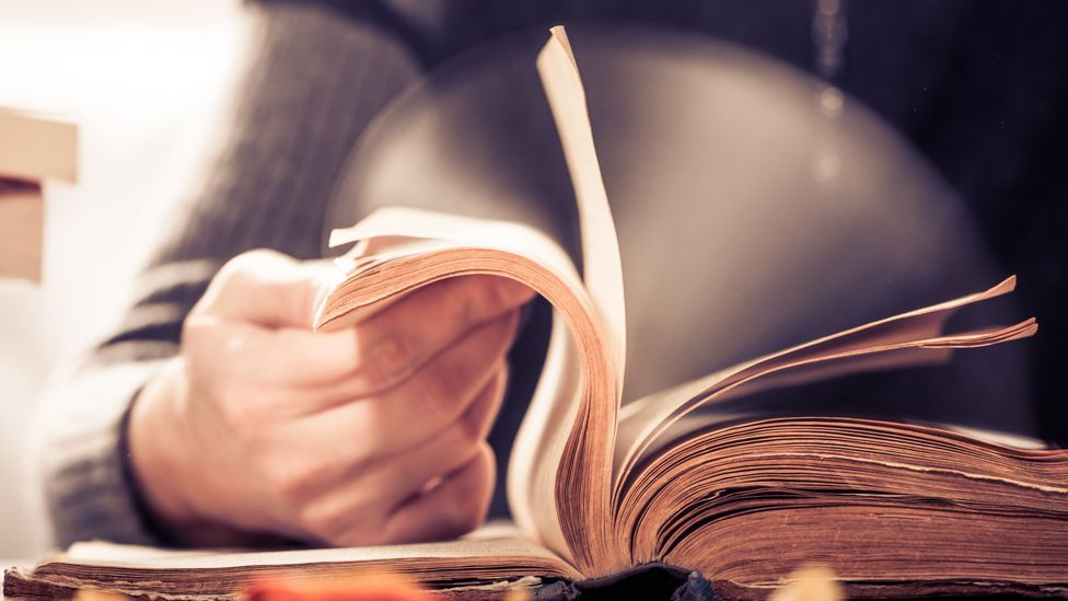 The difficulty is how to increase your reading speed without compromising on the ability to take in and understand the text (Credit: Getty Images)
