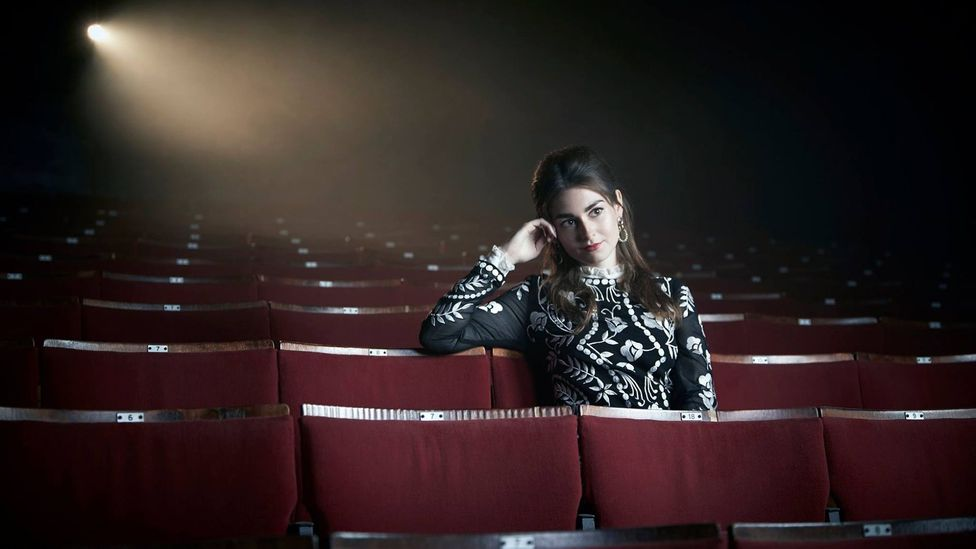 Actress Victoria Emslie launched Primetime, a global database for women directors (Credit: Jonathan Ford)