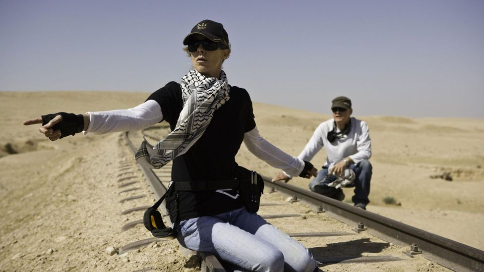 Kathryn Bigelow is still the only woman to have won a best director Oscar, for The Hurt Locker in 2010 (Credit: Alamy)