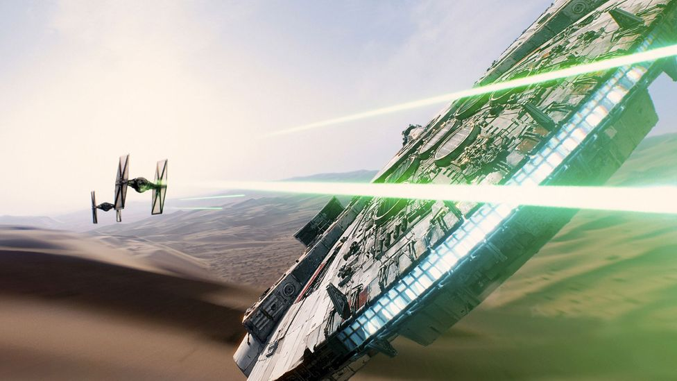 Star Wars: The Force Awakens (Credit: Disney / LucasFilm)