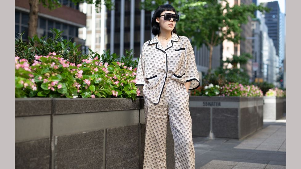 Loungewear has been hugely popular in recent years – Gucci is among the brands to champion the  aesthetic (Credit: Getty Images)