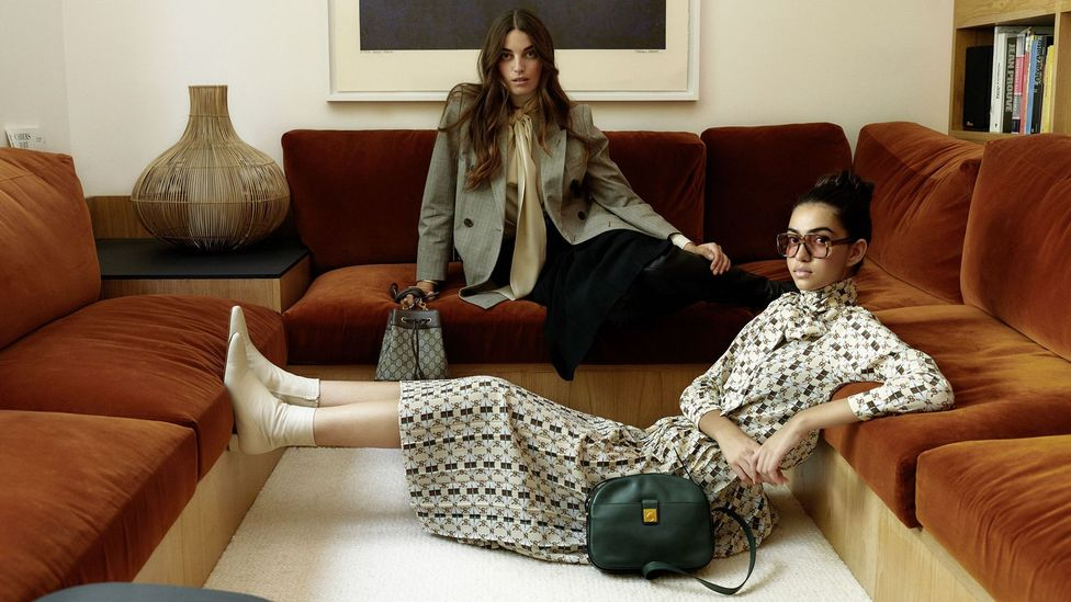 In the past 10 years, second-hand luxury items through platforms like Vestiaire Collective have become more sought after (Credit: Vestiaire Collective)