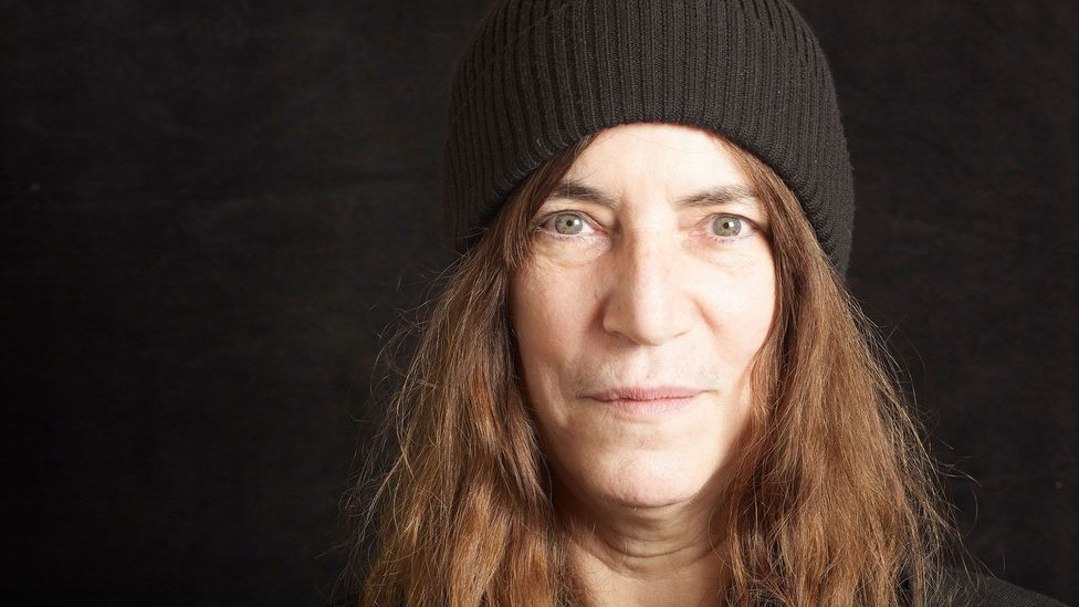 Singer-songwriter Patti Smith read the audio edition of Jo Nesbø's 2015 novel Blood on Snow (Credit: Alamy)