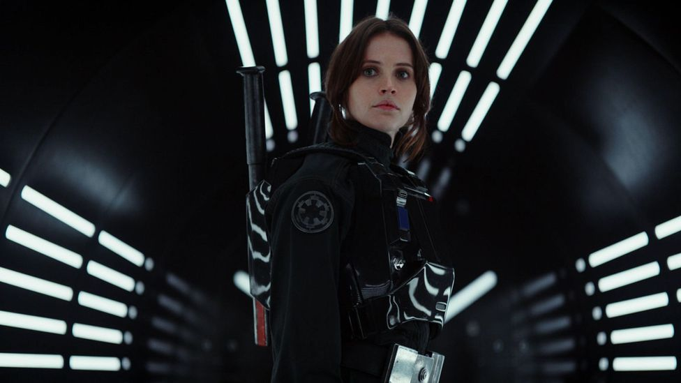 The troubled shoot for 2016 spin-off Rogue One has been one of the numerous bits of turbulence for the franchise in recent years (Credit: Lucasfilm)