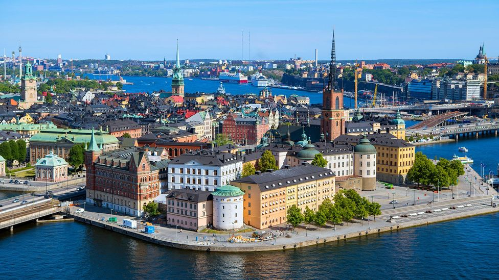 Sweden holds the title for the highest re-employment rate in the developed world: 90% of laid-off workers find new jobs within a year (Credit: Alamy)