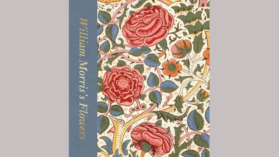 William Morris's Flowers, V&A