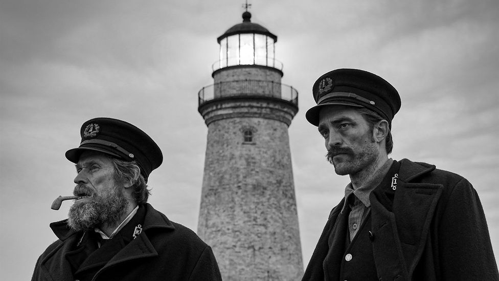 Still from The Lighthouse (Credit: A24)