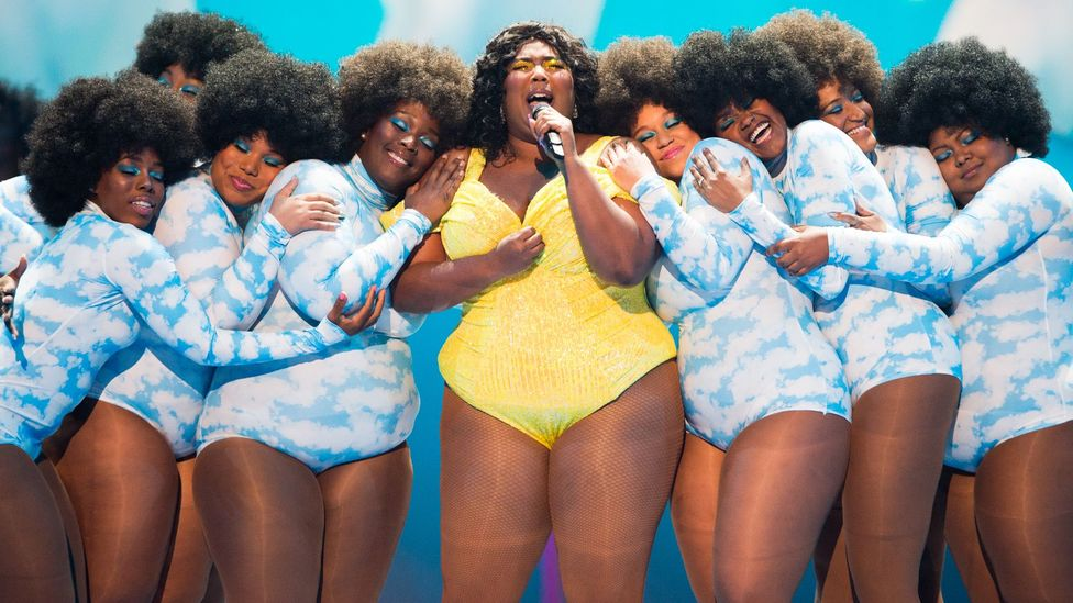 Lizzo, who has a diverse following, playfully refers to her fanbase as the 'Lizzbians' (Credit: Getty Images)