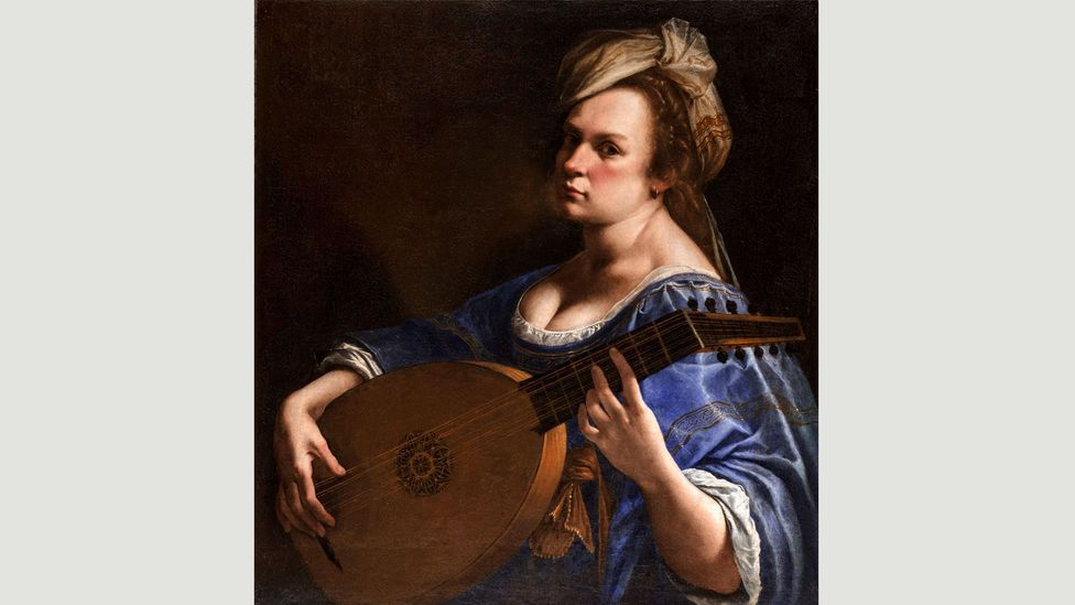 Self-Portrait as a Lute Player (1616-18) will be one of the works on display at the National Gallery show, which covers Gentileschi's training in Rome and her time in Naples