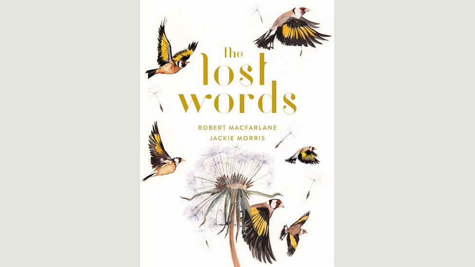Illustrated poetry collection The Lost Words was brought to audio in the form of recordings made in the British countryside (Credit: Penguin)