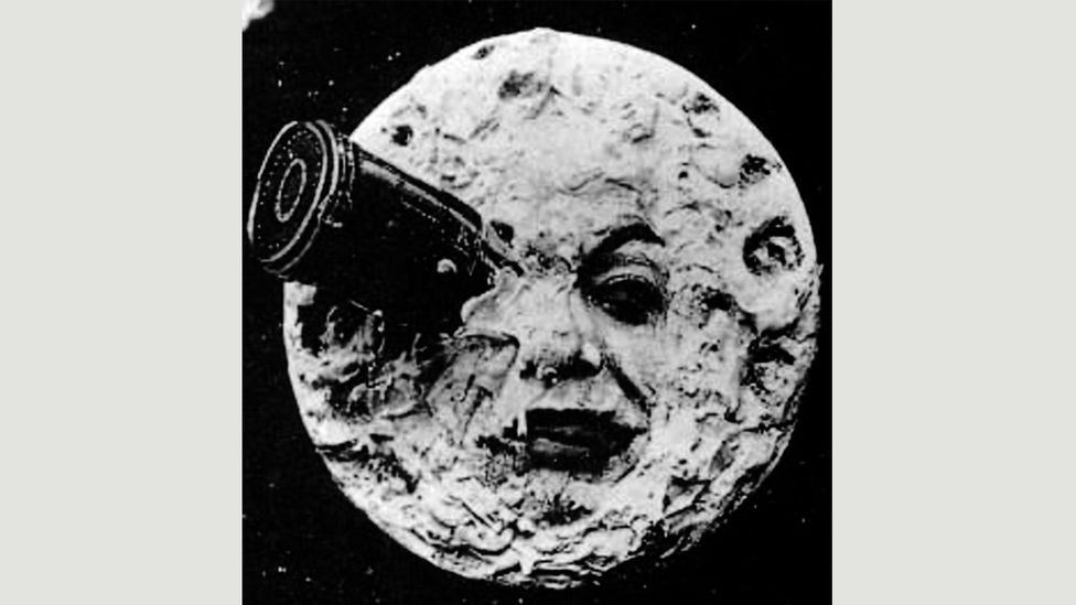 'The' adds substance to phrases like 'the man in the Moon', implying that he exists (Credit: Alamy)