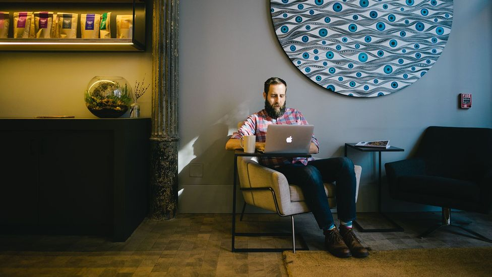 Josh Pigford, CEO of Baremetrics, requires his employees to take at least four weeks off per year (Credit: Stacy Allen)