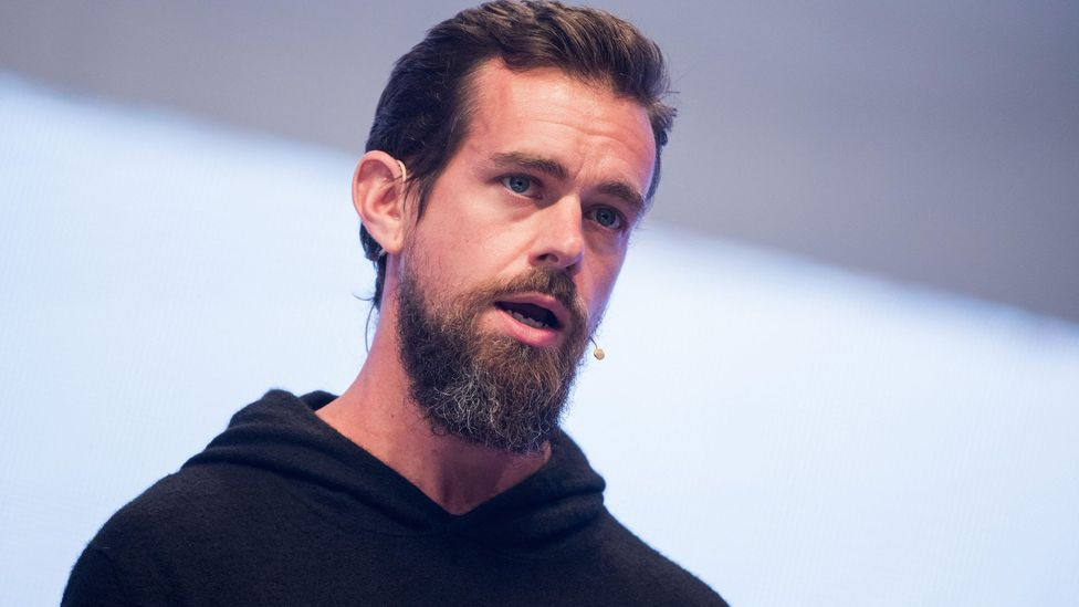 Twitter founder Jack Dorsey is among those believed to be a fan of the Stoics (Credit: Alamy)