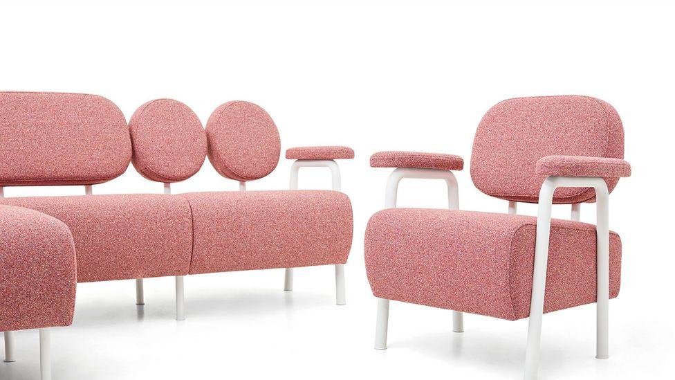 The Sofem range is designed by Magdalena Kasprzyca, and made by Lech-Pol (Credit: Marek Swoboda)