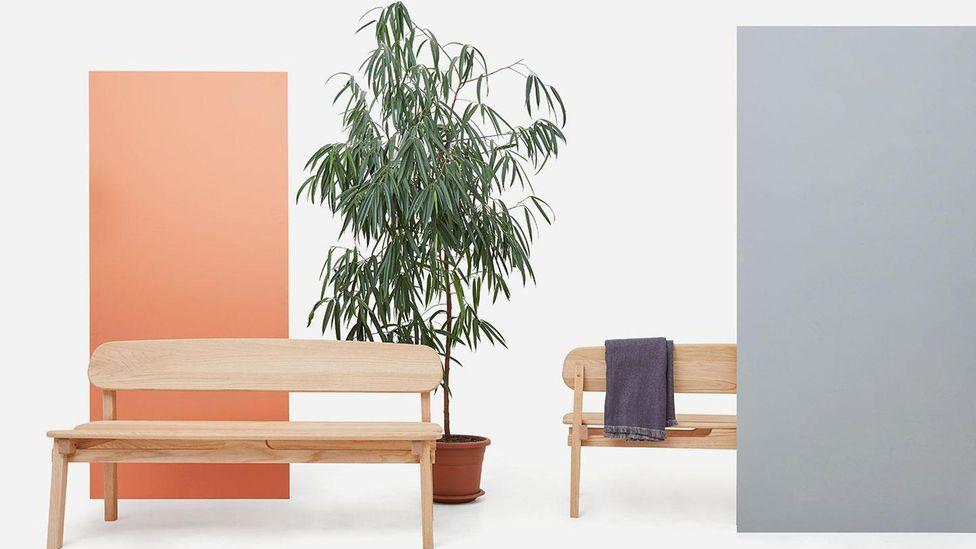 The Malu seating range by Dolux-M is pared-back and sleek (Credit: Marek Swoboda)