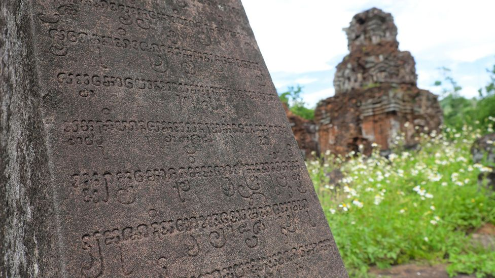 The ancient, endangered script of the Cham is so integral to their identity, they must learn it before they can go to the afterlife (Credit: Alamy)