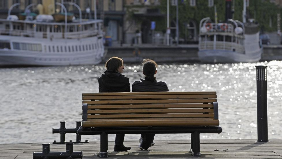 In countries like Sweden, high-income women tend to reject egalitarian relationships in favor of seeking out even more high-income husbands (Credit: Getty Images)