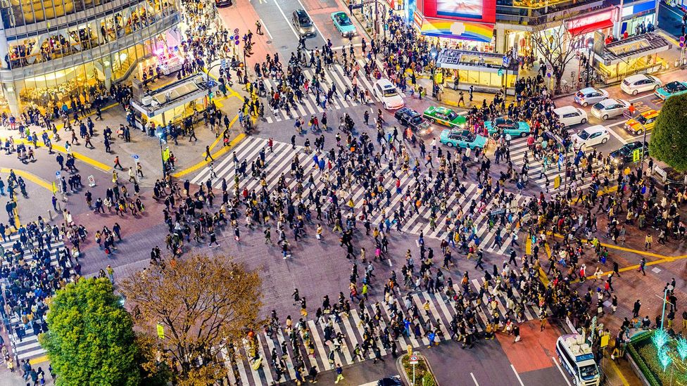 New policies will see Japan welcoming more foreigners (credit: Alamy)