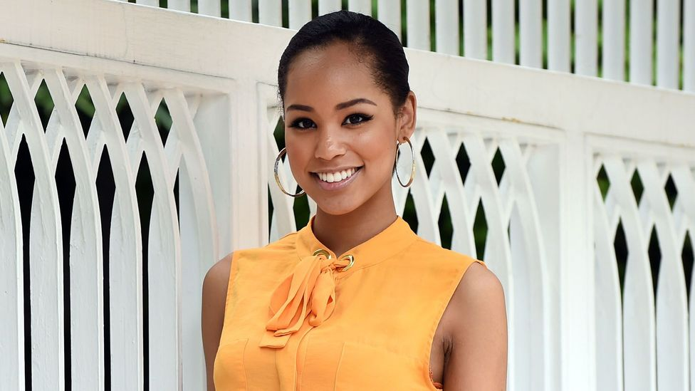 Miss Japan Ariana Miyamoto has spoken out about the racial abuse she has received (credit: TORU YAMANAKA/AFP via Getty Images)