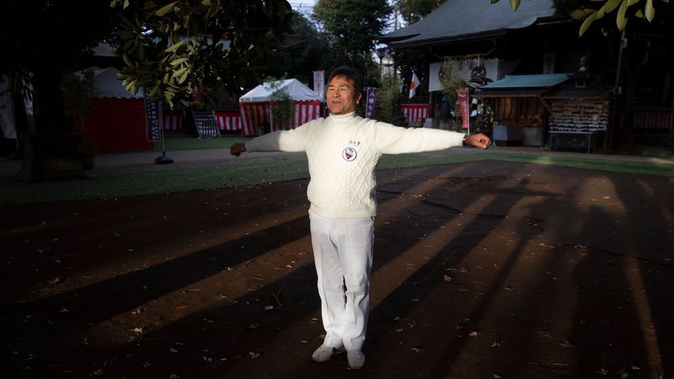 Mitsuo Hagiwara (credit: Keith Bedford and Shiho Fukada)