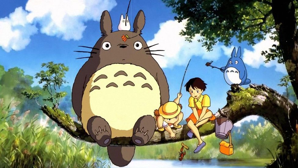 My Neighbour Totoro (Credit: Studio Ghibli)
