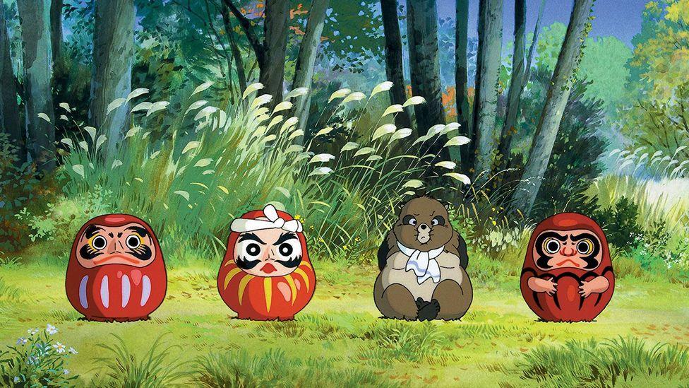 Pom Poko (Credit: Studio Ghibli)