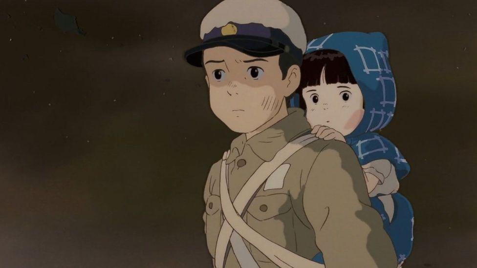 Grave of the Fireflies (Credit: Studio Ghibli)