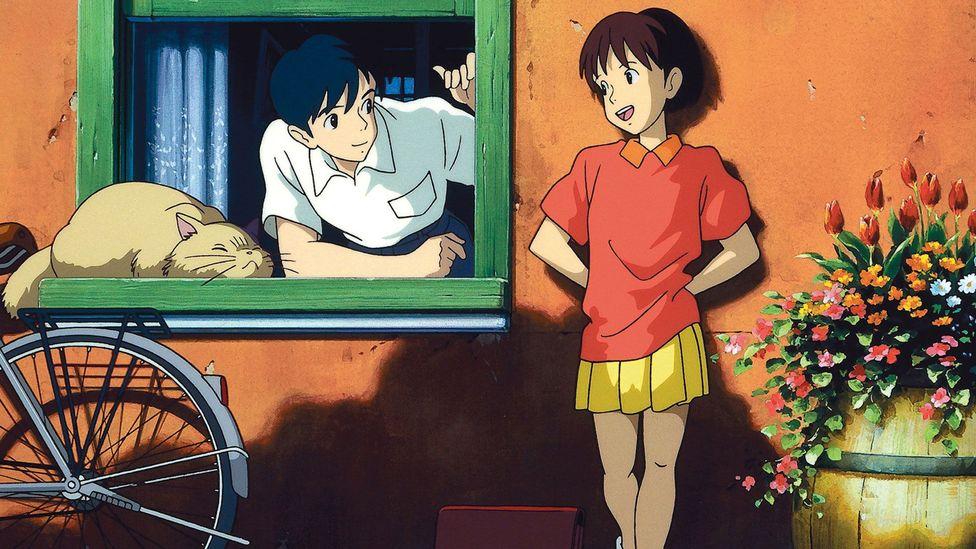 Whisper of the Heart (Credit: Studio Ghibli)