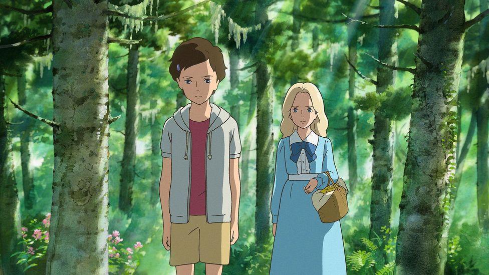 When Marnie Was There (Credit: Studio Ghibli)
