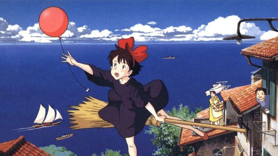 Kiki's Delivery Service (Credit: Studio Ghibli)