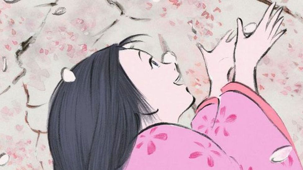 The Tale of Princess Kaguya  (Credit: Studio Ghibli)
