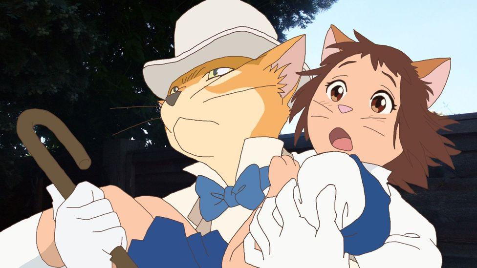 The Cat Returns (Credit: Studio Ghibli)