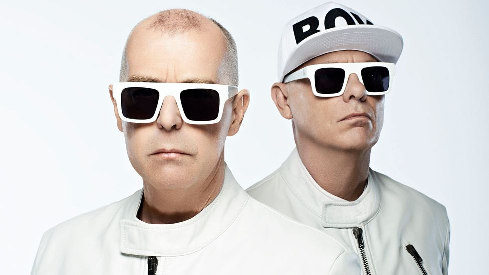 Janice catches up with her old friends Neil Tennant and Chris Lowe.