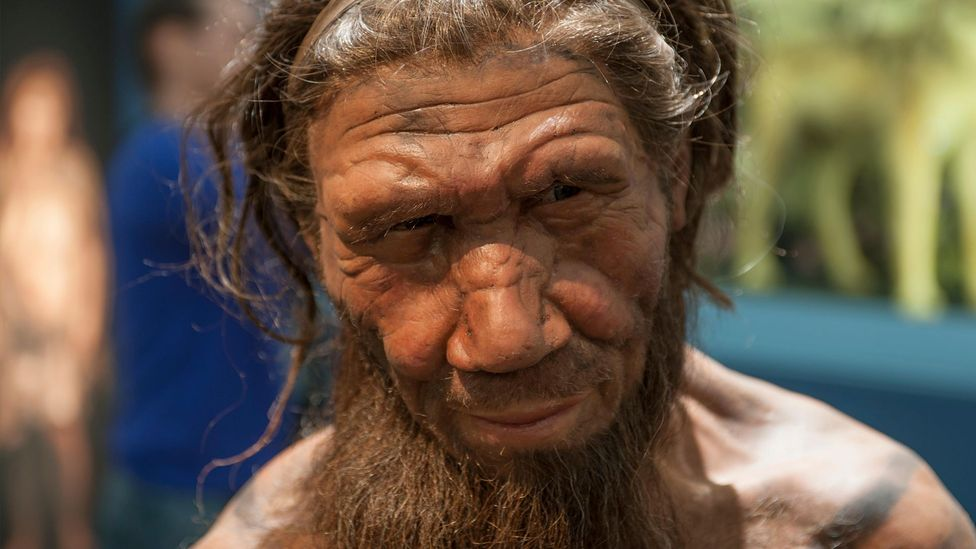 Large parts of the Neanderthal genome still lives on in modern humans (Credit: Alamy)